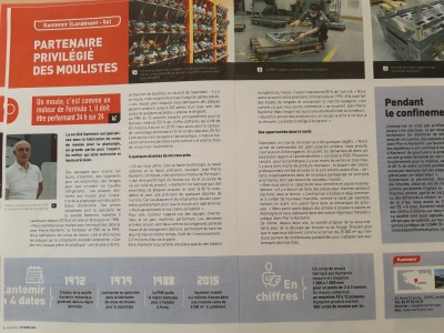 Kantemir in the Brittany press!
